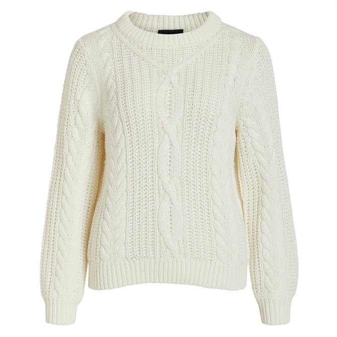Object Java Cable Knit Jumper