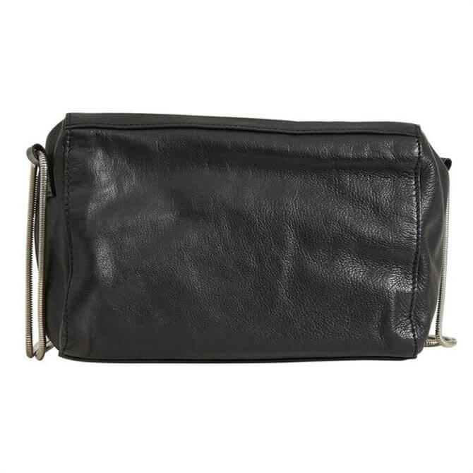 Object Medium Leather Crossbody Bag