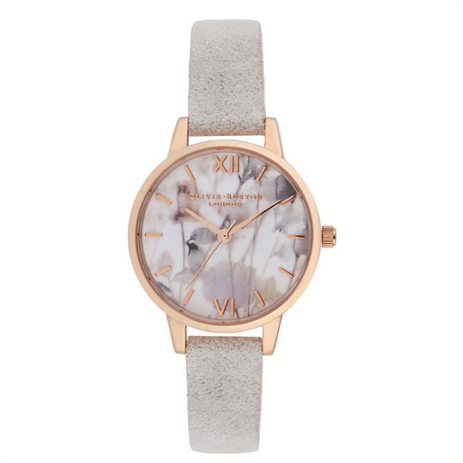 Olivia Burton Eco-Friendly Midi Dial Rose Gold Watch