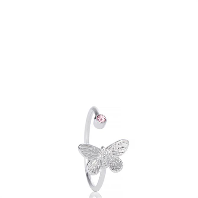 Olivia Burton Bejewelled Butterfly Ring