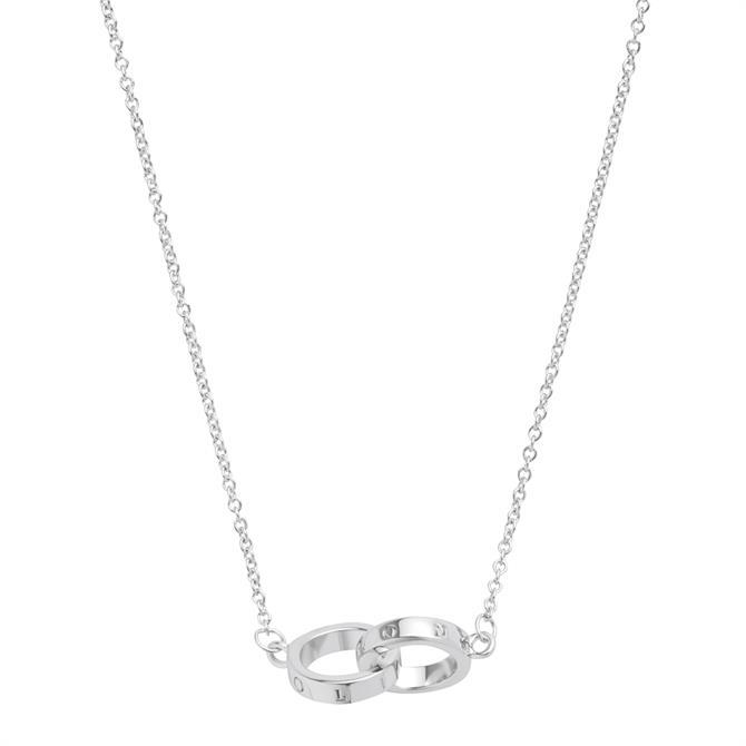 Olivia Burton The Classics Interlock Necklace