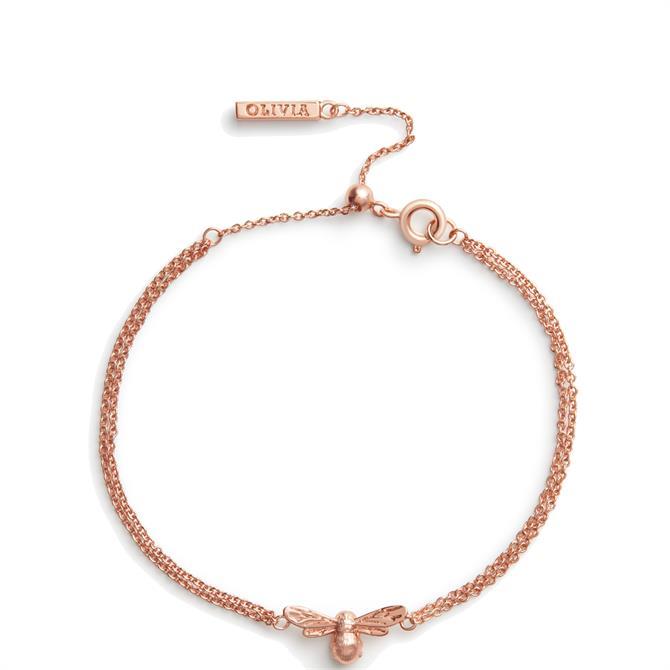 Olivia Burton Lucy Bee Chain Bracelet