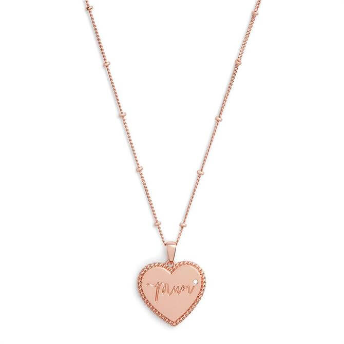 Olivia Burton Made for Mum Necklace