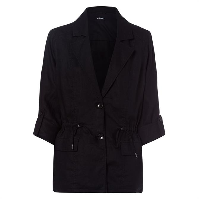 Olsen Safari Linen Jacket