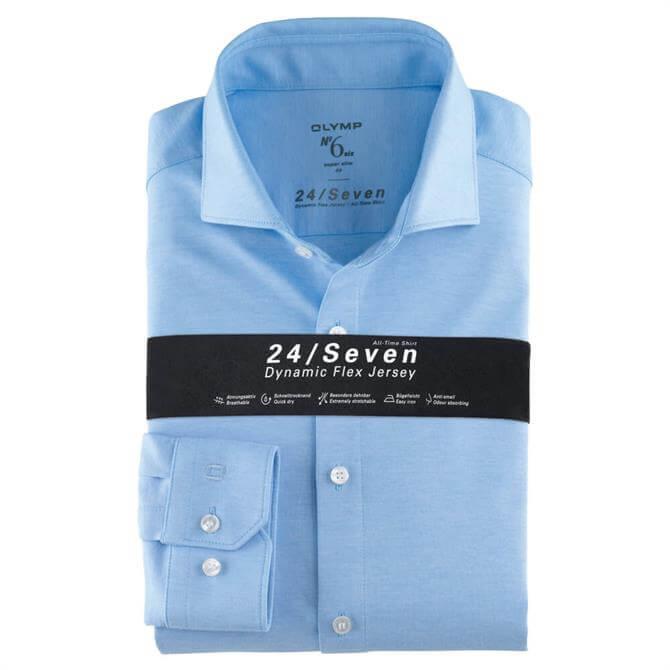OLYMP No. Six 24/7 Super Slim Business Shirt