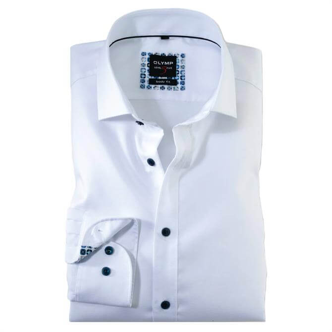 OLYMP Level Five Body Fit Business Shirt