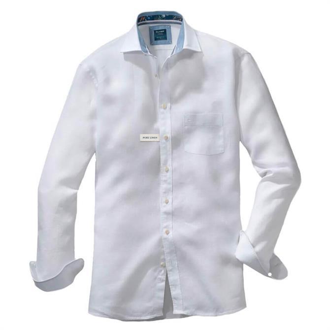 OLYMP Casual Modern Fit Kent Shirt