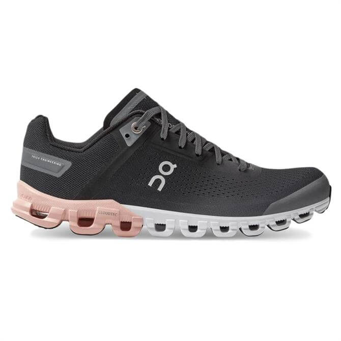 On Women's Cloudflow Wide Running Shoes