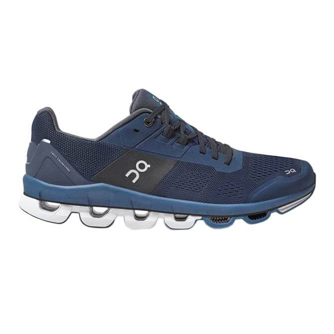 ON Cloudace Men's Running Shoes - Wash Navy