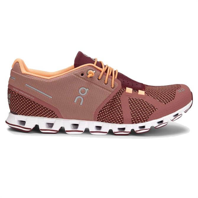 On The Cloud Women's Running Shoe - Pink