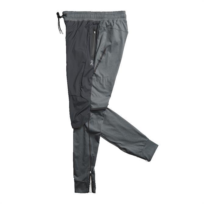 On Men's Running Pants - Shadow
