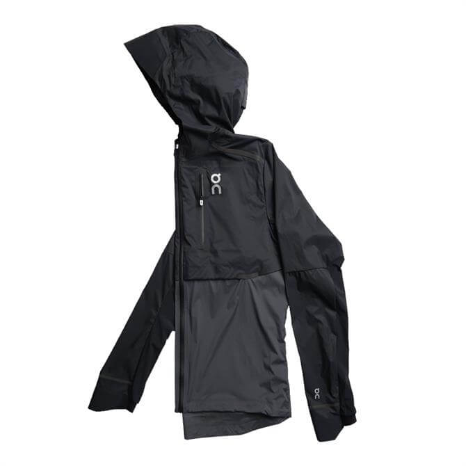 On Men's Weather Jacket - Black