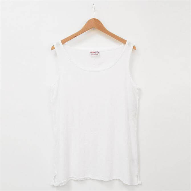 Onelife Arie Cotton Vest Top