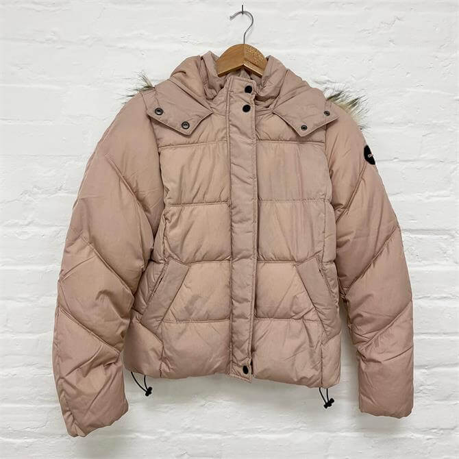 ONLY North Hooded Puffer Jacket