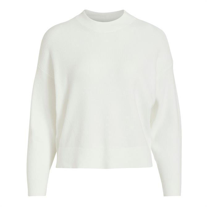Object Eva High Rounded Neck Sweater