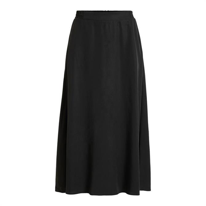 Object Tilda High Waisted Midi Skirt