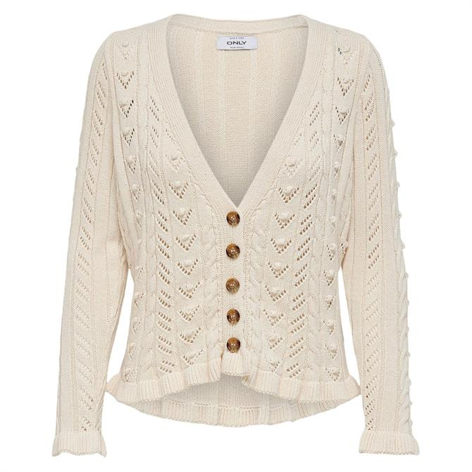 Only Reese Bubble Cardigan