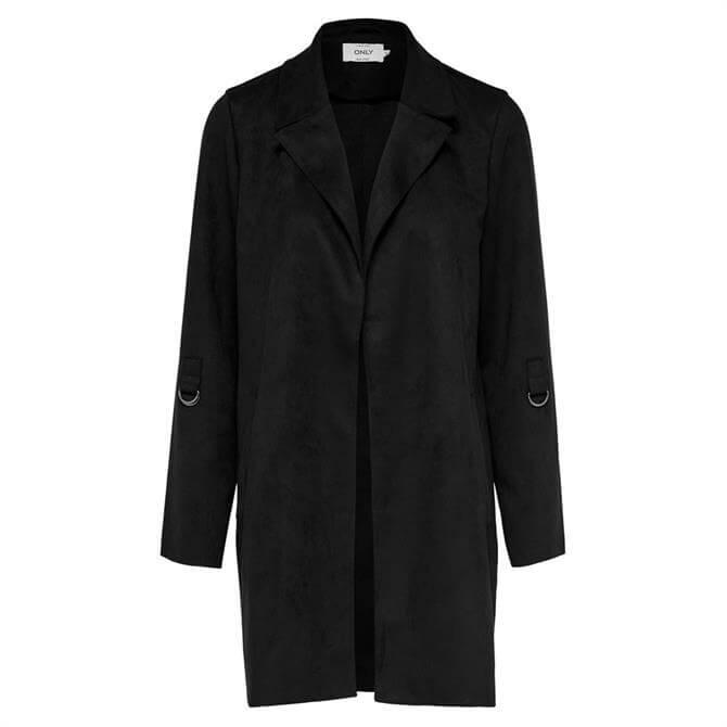 Only Joline Faux Suede Coat