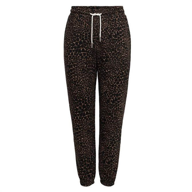 Only Funky Life Patterned Joggers