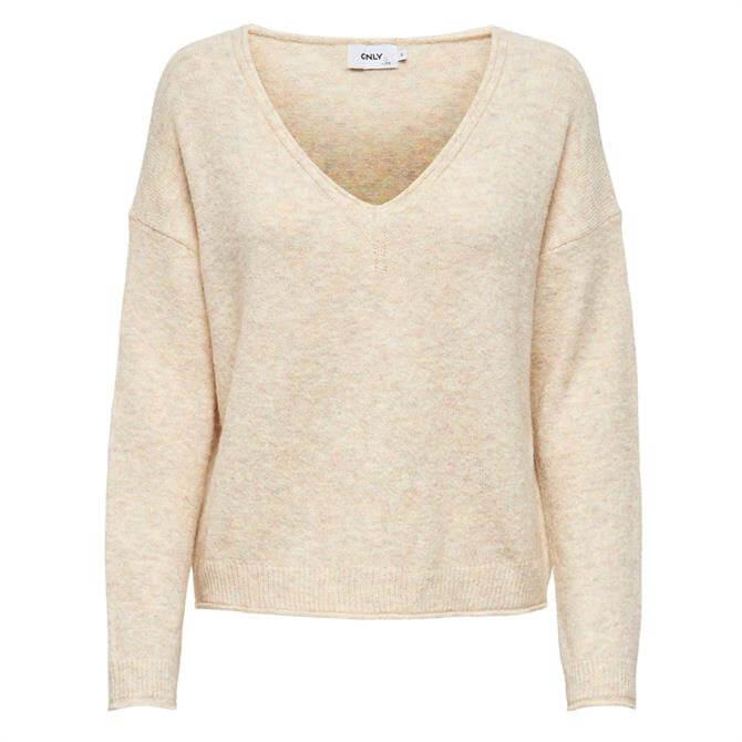 Only Marli V-Neck Sweater