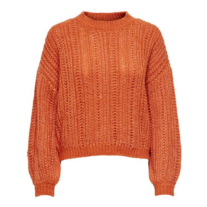 Only Polly Textured Knit Jumper