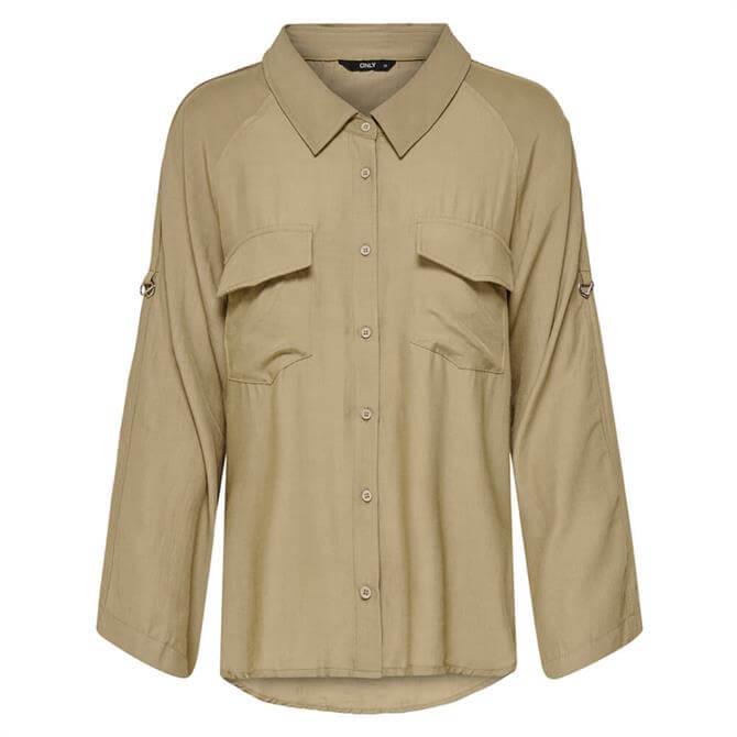 Only Sophia Cargo Shirt