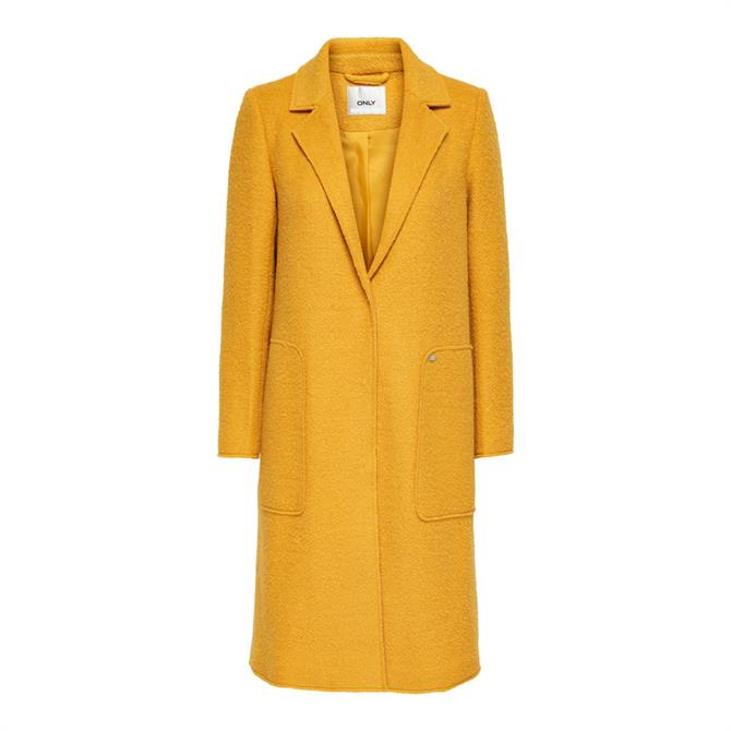 Only Stacy Classic Wool Blend Coat