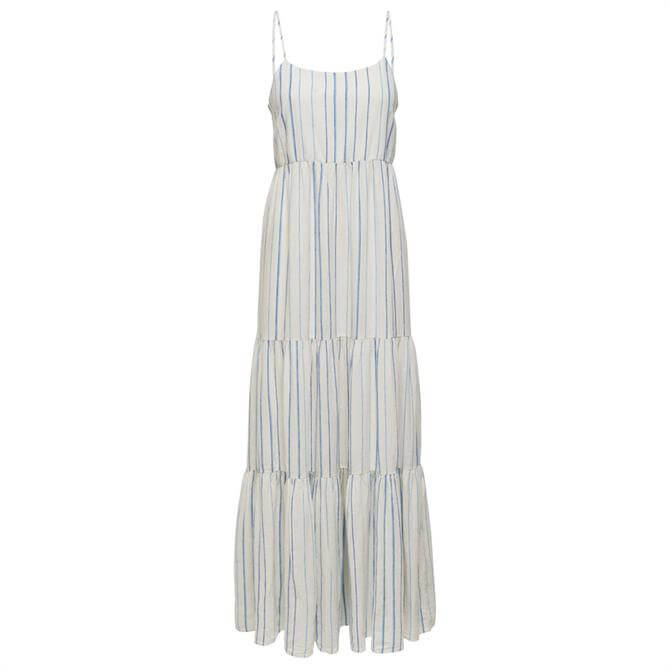 Only Stevie Striped Maxi Dress