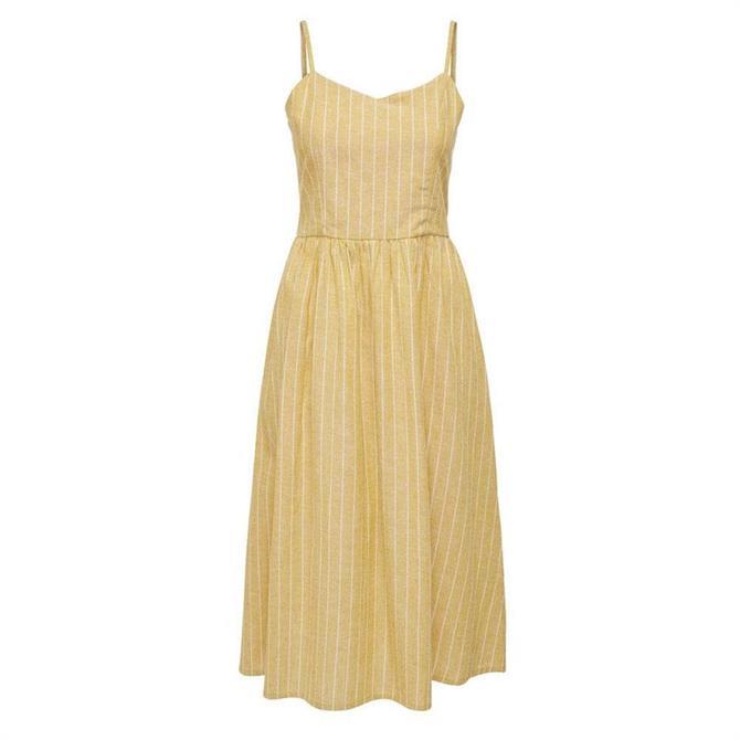 Only Vivian Striped Strappy Sundress