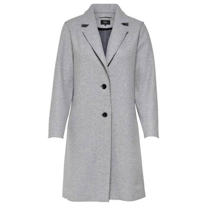 Only Carrie Button Coat