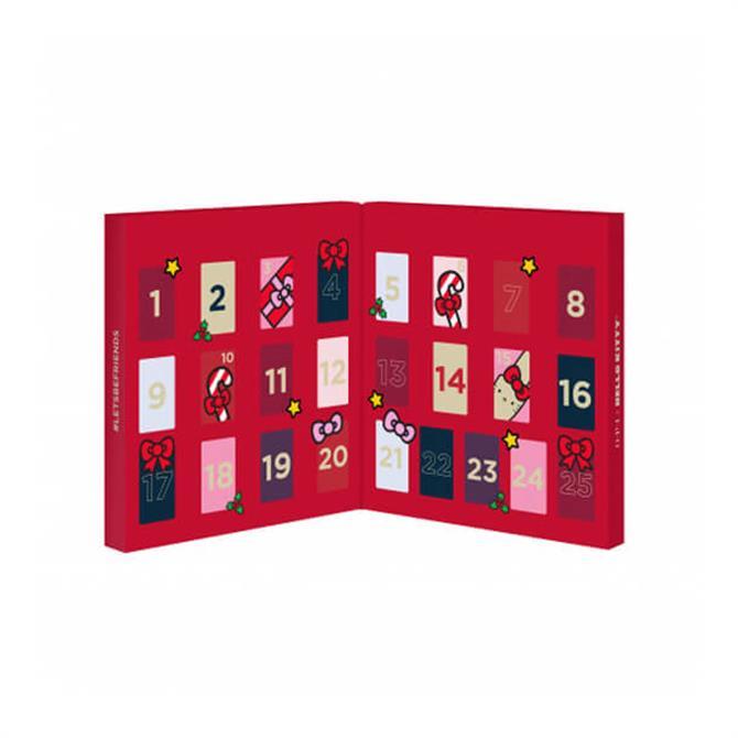 OPI Hello Kitty Mini Nail Lacquer 25 Piece Christmas Advent Calendar