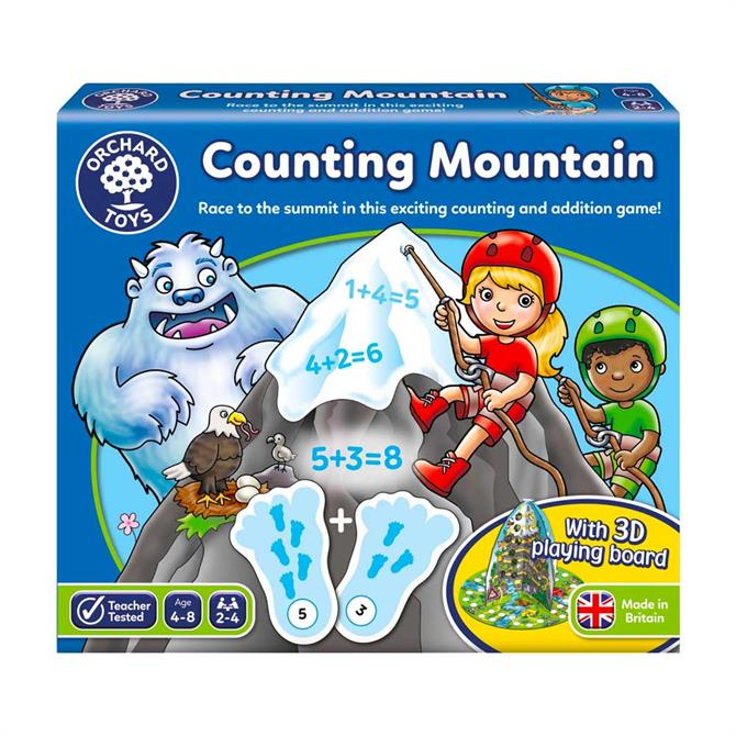 Orchard Toys Counting Mountain Game