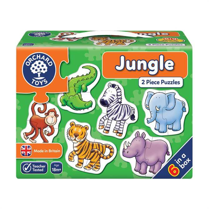 Orchard Toys Jungle Puzzle