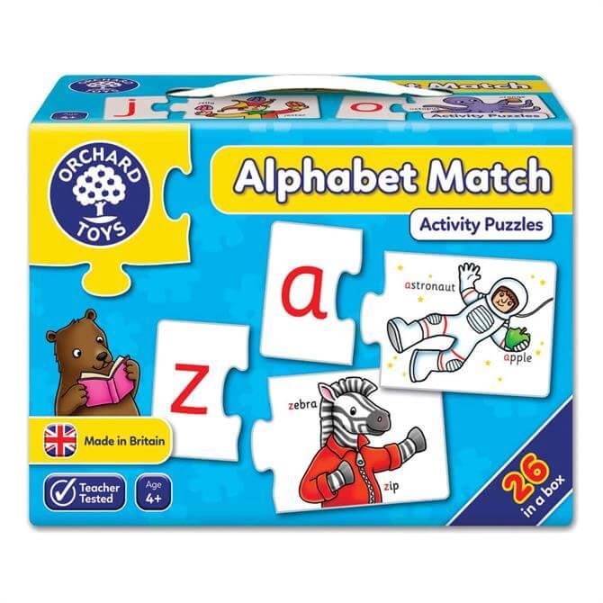 Orchard Toys Alphabet Match Game