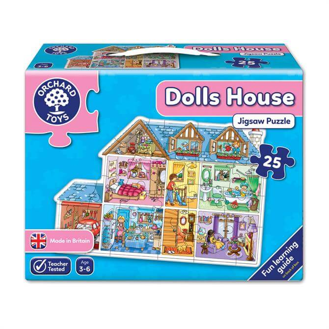 Orchard Toys Big Dolls House Puzzle