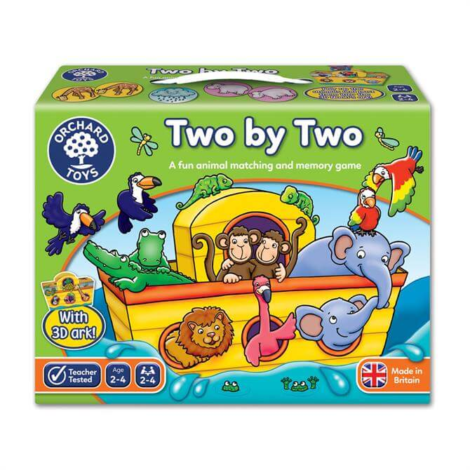 Orchard Toys Two By Two Memory Game