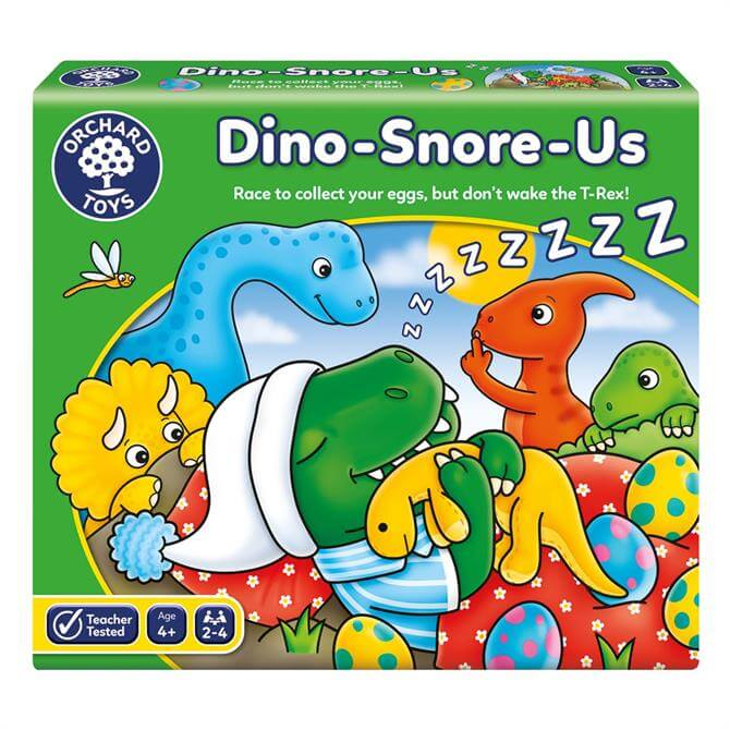 Orchand Dino-Snore-Us Game