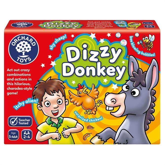 Orchand Dizzy Donkey Game