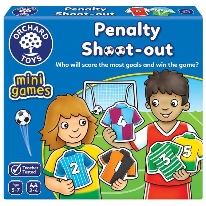 Orchand Penalty Shoot Out Mini Game