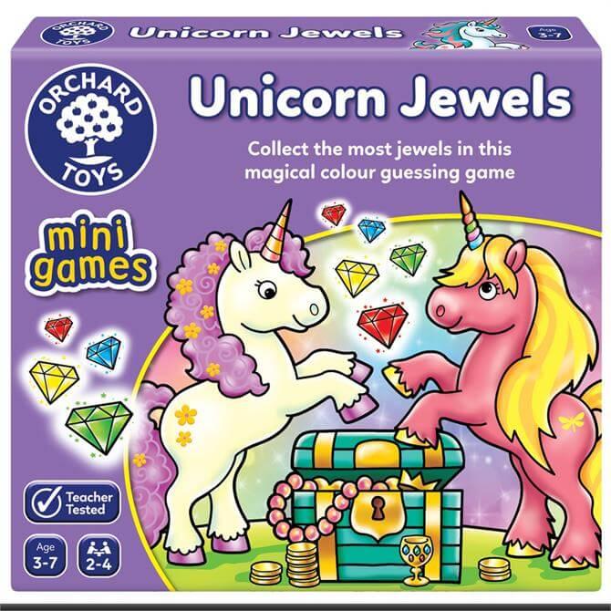 Orchand Unicorn Jewels Mini Game