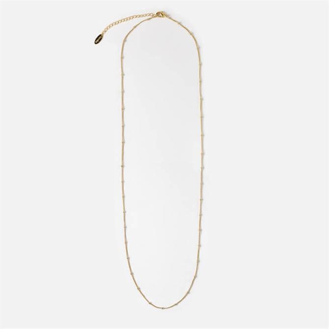 Orelia London Jewellery Satellite Chain Necklace