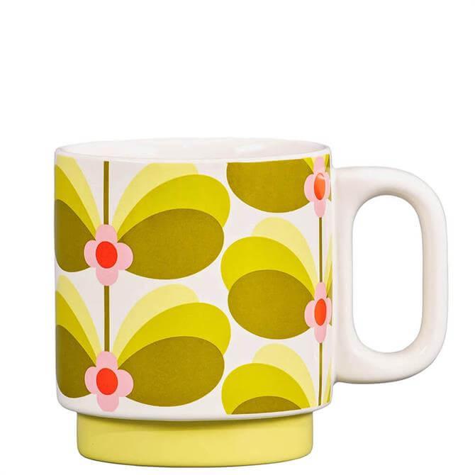 Orla Kiely Butterfly Stem Mug