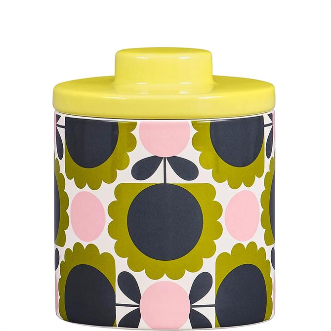 Orla Kiely Scallop Flower Forest Storage Jar