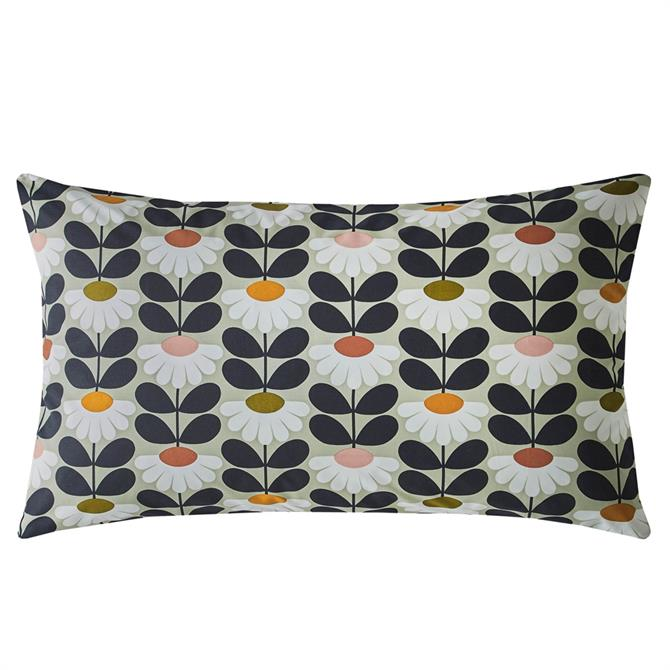 Orla Kiely Wild Daisy Reversible Pair of Pillowcases
