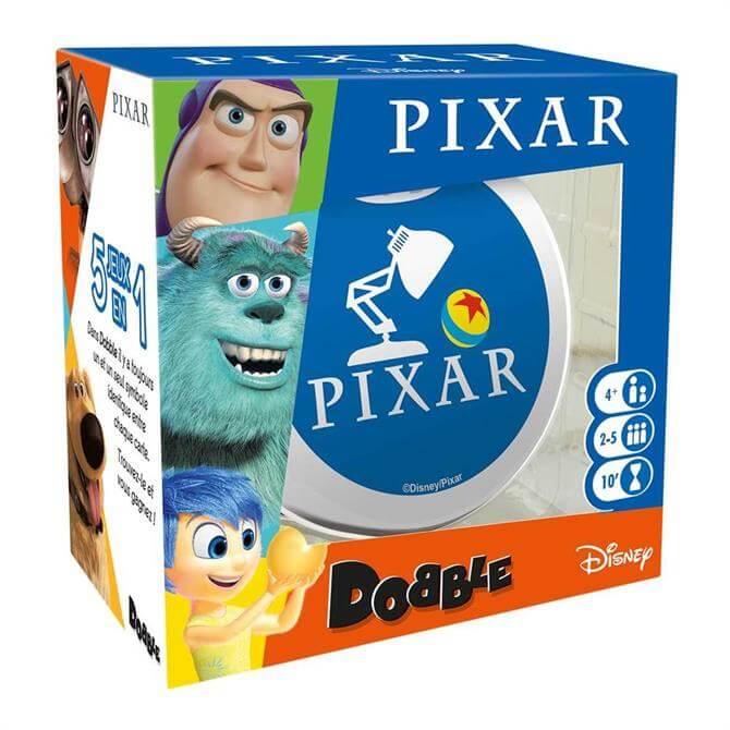 Dobble Pixar Card Game