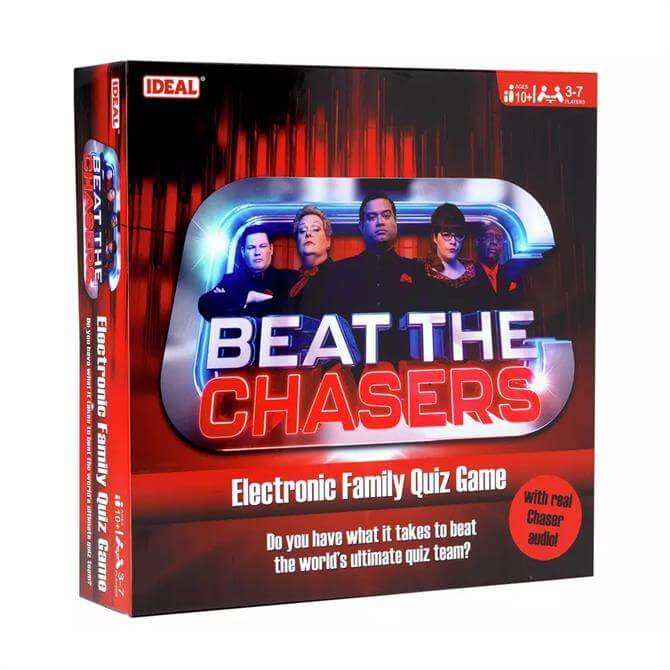 Beat The Chasers Game