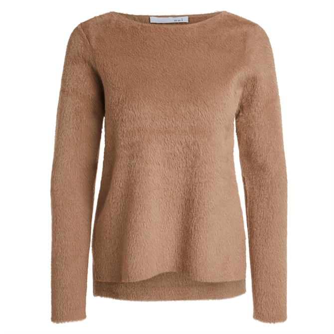 Oui Soft Furry Jumper