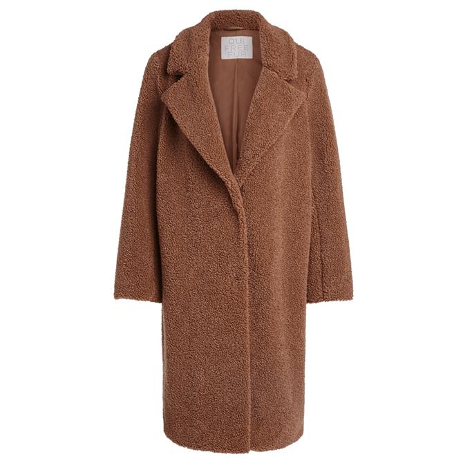 Oui Teddy Bear Coat
