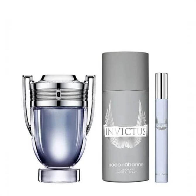 Paco Rabanne Invictus 100ml Gift Set
