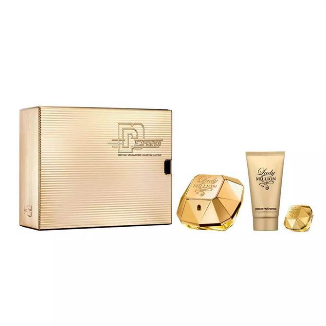 Paco Rabanne Lady Million EDP 50ml Gift Set For Her